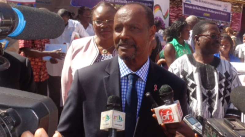 Salvator Niyonzima, chef de file du fonds commun genre