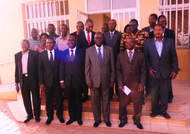 L'IUFIC a l'ambition de « faire de la formation continue, une réalité au Burkina »