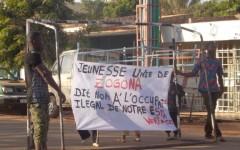 Ouaga : Des jeunes de Zogona réclament la restitution de leur terrain de jeu