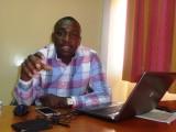 Le Coordonnateur  national de OPEN, Dr Bachir Ismaël Ouédraogo.