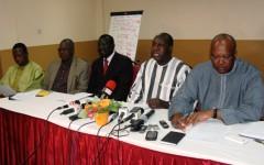 Le Cadre de concertation des partis politiques condamne les agissements du RSP