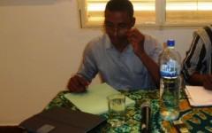 Alcény Barry : « Au Burkina, les critiques des œuvres ne passent pas »
