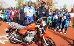 Bobo : « Foulées 18 » au 36e anniversaire des Sapeurs-pompiers