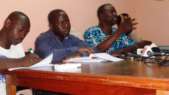 La CGT-B donne de la voix en soutien à la Brakina/Sodibo © Burkina24