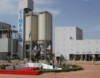 CIMFASO prête à servir le ciment aux Burkinabè © Burkina24