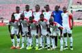 Etalons du Burkina contre Maroc
