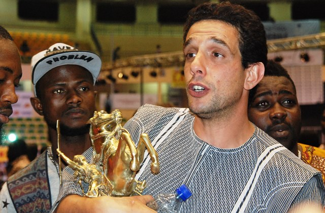 Hicham Ayouch, l'Etalon d'or de Yennenga 2015