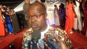 Honoré Bembara, promotteur de miss universités