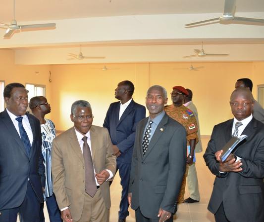 L'ISIG Aube Noubelle Bobo se donne pour ambition d'aider le gouvernement à répondre à la demande en formation  © DR