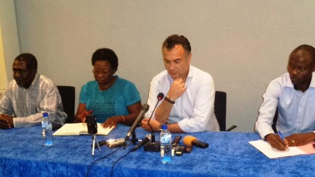 Le Directeur général de la BRAKINA-SODIBO, Marc Pozmentier, s'est dit prêt à discuter.