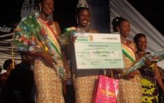 Josiane Ki élue Miss Universités et Miss Faso 2015