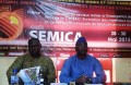 Innocent Belemtougri (bonnet) annonce que le SEMICA se tiendra à bonne date au SIAO