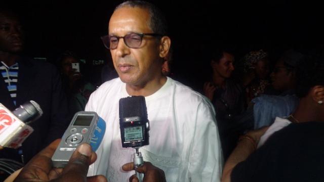 "Abderrahmane Sissako, réalisateur de ""Timbuktu""  © Burkina24"