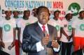 Le Président du MOPA, Abdoulaye Nacanabo © DR