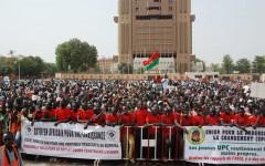 Le meeting de soutien au Code électoral à Ouagadougou en images