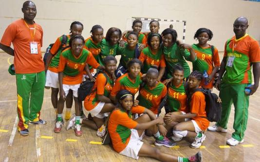 Les handballeuses burkinabè seront aux Africains de Brazzaville en juillet 2015