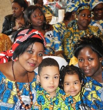 En famille, la communauté burkinabè de France s'est  retrouvée