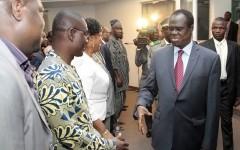 La communauté burkinabè vivant au Mali affirme son soutien à la Transition