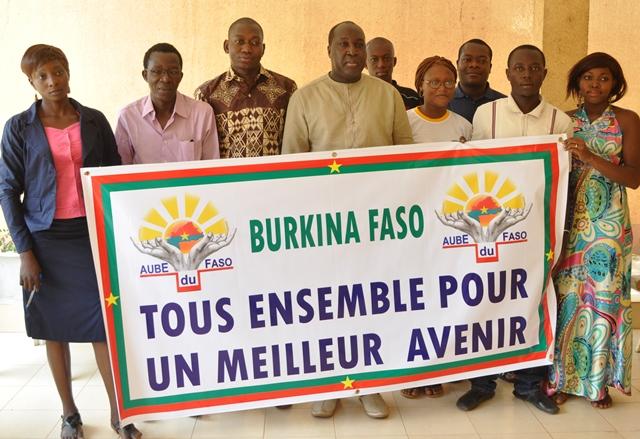Le Aube Du Faso, après l'UPC, rendra des visites similaires à d'autres leaders de partis politiques  © Le Quotidien