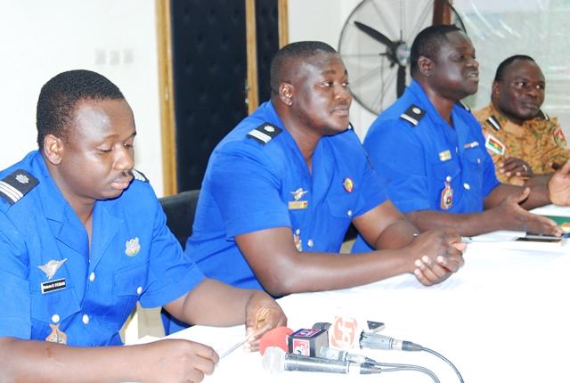 La gendarmerie appelle les populations à continuer la collaboration