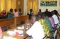 Les participants à la formation du SPONG sur la maladie à virus Ebola © Burkina24