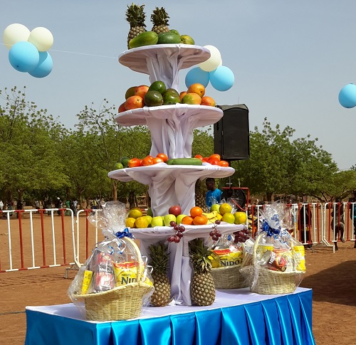 Nestlé Healthy Kids veut faire la promotion des bonnes habitudes alimentaires, et des fruits et légumes. ©B24