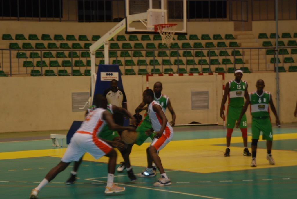 Basketball RCK AS SONABHY