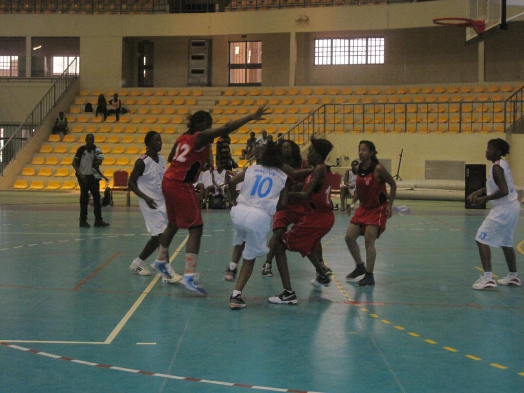 Basketball fille BAC VF AS LBK