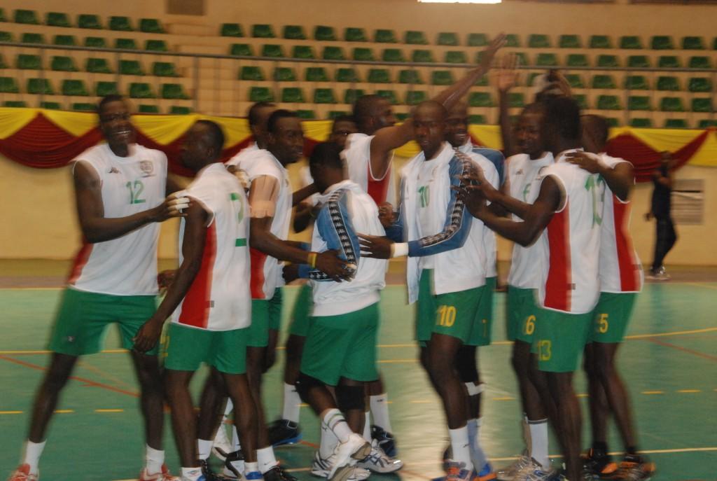 Les Etalons hommes en volleyball ont manqué la qualification aux Jeux Africains