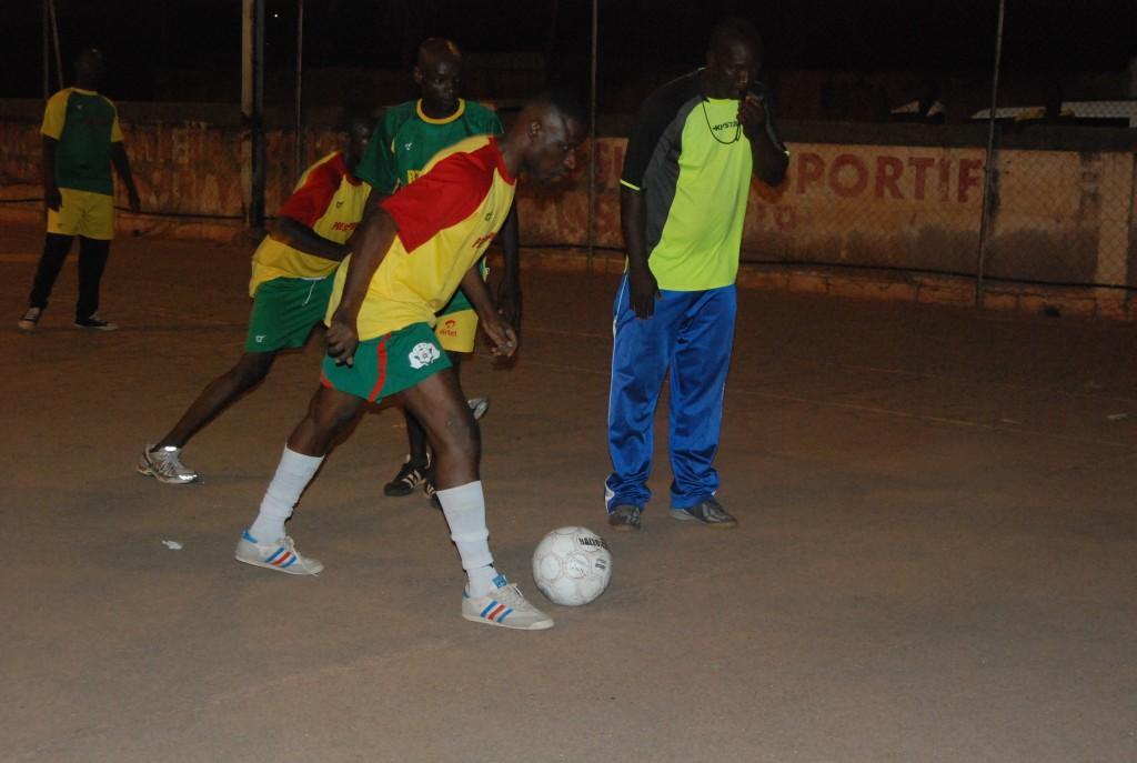 Kader Traoré a été décisif lors des penalty permettant à la presse écrite privée de remporter le TIR 2015