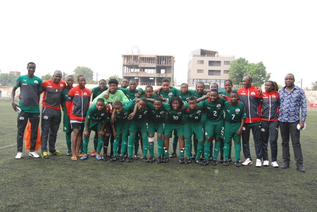 L'équipe junior féminine burkinabè doit désormais s'attaquer à l'Algérie
