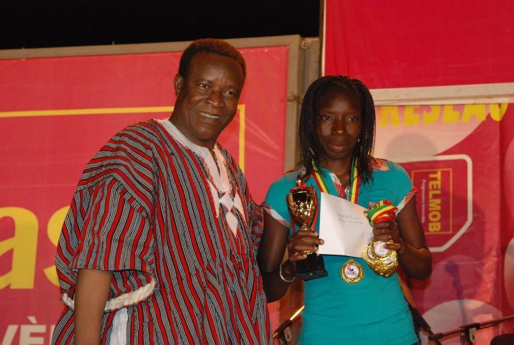 Jeux Universitaires du Burkina Faso (JUBF) Filiga Michel Sawadogo