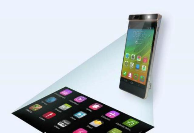 Lenovo Smart Cast, le futur smartphone révolutionnaire.