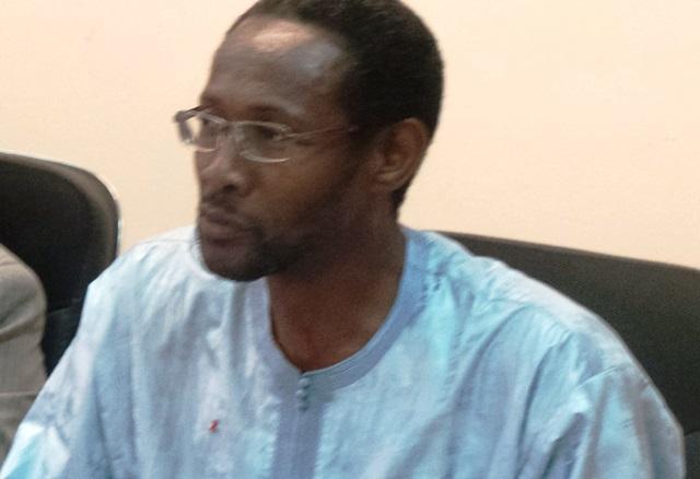 Moctar Koné, directeur général de la SN-SOSUCO