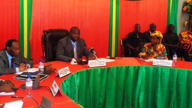 Le gouvernement assure que la justice n'est pas oubliée   © Burkina24
