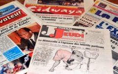 Interdiction de la couverture médiatique de la campagne déguisée