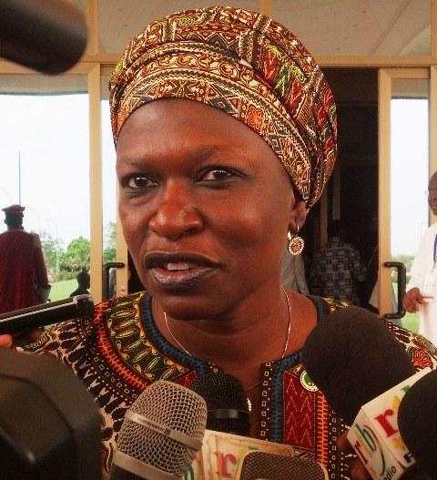 Bintou Diallo, directrice générale de l'API-BF