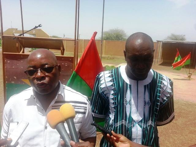 Le colonel Hamado Dabré espère que le SND permettra d'atténuer le phénomène de l'incivisme