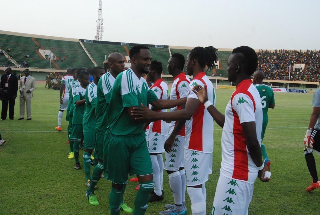 L'équipe des Comores a craqué en deuxième mi-temps face aux Etalons