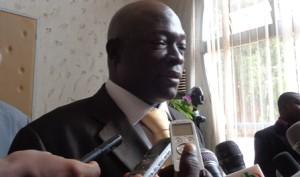 Karime Ganemtoré, secrétaire permanent de la protection sociale
