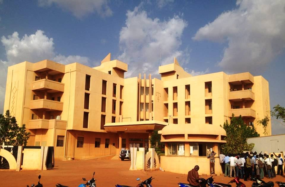 La cour d'appel de Ouagadougou le 19 juin 2015