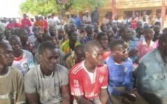 Immigration : Les 186 migrants de retour au Burkina