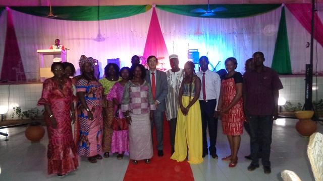 Maï Lingani espère apporter un bémol aux difficultés des enfants