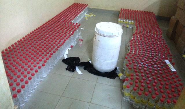 Eau de javel l 39 actualit du burkina faso 24h 24 for Vinaigre eau de javel
