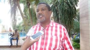 Abdoulaye Diallo, coordonateur du festival ciné droit libre