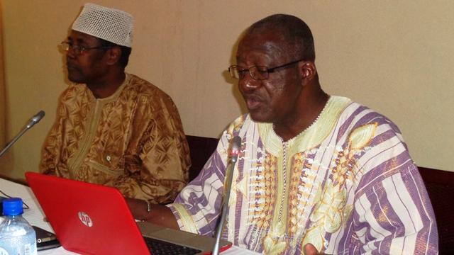 Issa Martin Bikienga,  coordonnateur de la cellule AGIR   © Burkina24