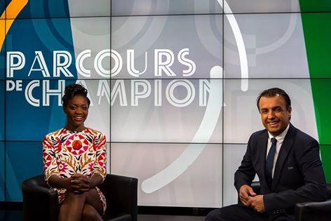 PARCOURS DE CHAMPION, un programme à retrouver sur CANAL + Sport  © Facebook Canal + Afrique