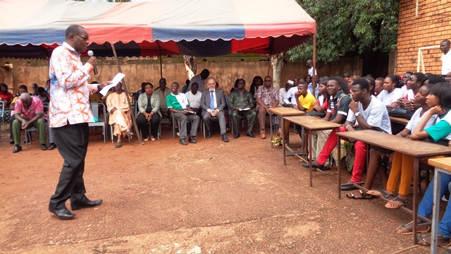 Noraogo Sawadogo, le directeur de Réveils Production © Burkina24