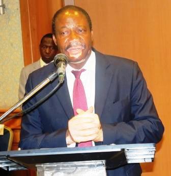 Pierre Dandjinou, Vice-président de « ICANN » Afrique.