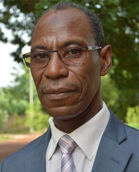 Amadou Maïga, le directeur général de 2iE © 2iE